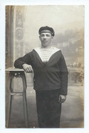 TOULON : Carte Photo De Marin En 1911- Jacques Maraval Du 5ème Dépôt - Other