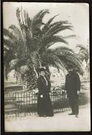 Carte Photo Nice - 1906 - Couple - Adressée à Joseph VAN ZUYLEN Bourgmestre De Richelle - Voir Scans - Unclassified