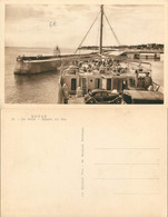 D - [501633]B/TB//-France  - (17) Charente Maritime, Royan, La Jetée, Départ Du Bac, Bateaux - Royan