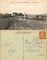 D - [502102]B/TB//-France  - (25) Doubs, Villeneuve D'Amont, Vue Générale, Architectures, Eglises Et Cathédrale - Otros Municipios