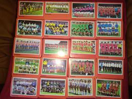 """Calendar Of Pocket  """" Futebol, Soccer, Selecções """" - Formato Piccolo : 1981-90"""