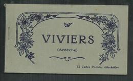 Ardèche. Viviers Carnet De 12 CPA - Viviers