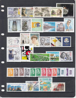2018 France Collection Of 35 Different Stamps Face Value  €38.64 MNH - Ongebruikt