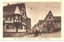 Environs De Niederbronn-les- Bains Grand'rue D'Oberbronn - Niederbronn Les Bains