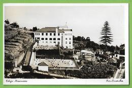 Funchal - Colégio Missionário - Madeira - Portugal (Fotográfico) - Madeira