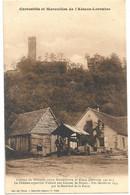 CHÂTEAU DE WALDECK Entre NIEDERBRONN Et BITCH écrite 1913 - Niederbronn Les Bains