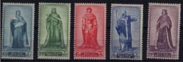 1947 - Nr 751-755 ** - Nuevos