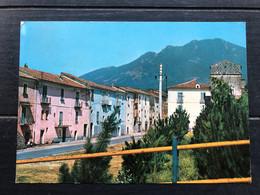 FORMICOLA ( CASERTA) PIAZZA DIOMEDE CARAFA - Caserta
