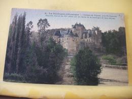 24 1282 LOT DE 19 CPA DIFFERENTES SUR LE CHATEAU DE FAYRAC, COMMUNE DE CASTELNAUD LA CHAPELLE EN DORDOGNE - Otros Municipios