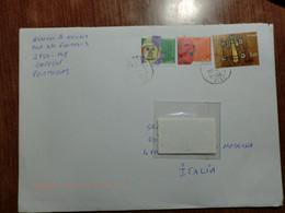 Envelope 2021 - Lettere
