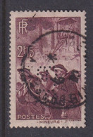 Perforé/perfin/lochung France No 390 B.B Barclay's Bank (31) - Gezähnt (Perforiert/Gezähnt)
