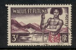 Wallis & Futuna 1957 Wallis Islander FU - Used Stamps