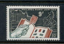 Wallis & Futuna 1964 Philatec Paris MLH - Unused Stamps