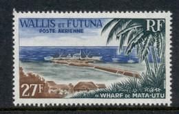 Wallis & Futuna 1965 Mata Uta Wharf MLH - Unused Stamps