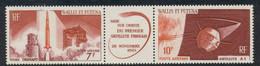 Wallis & Futuna 1966 A-1` Satellite MUH - Unused Stamps