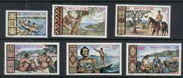 Wallis & Futuna 1969 Pictorials Island Life MLH - Unused Stamps