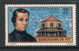 Wallis & Futuna 1977 Father Chanel & Poi Church FU - Used Stamps