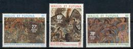 Wallis & Futuna 1979 Local Paintings MUH - Unused Stamps
