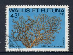 Wallis & Futuna 1979 Marine Life 43f FU - Used Stamps