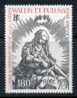 Wallis & Futuna 1979 Xmas MUH - Unused Stamps