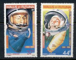 Wallis & Futuna 1981 Space Flight (37f Scuffed) FU - Used Stamps