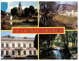 (QQ 14) France - Saint-Rémy-Les-Chevreuse - St.-Rémy-lès-Chevreuse