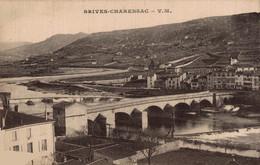 43  BRIVES-CHARENSAC    CPA   Vue Générale - Le Pont - Otros Municipios