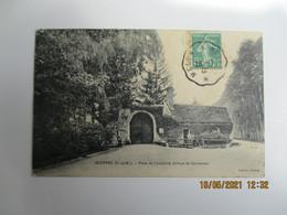 Melun A Nevers Ambulant Convoyeur Poste Ferroviaire - 1877-1920: Semi-Moderne