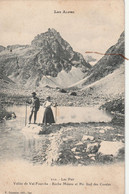 (VIL) Hautes Alpes , VALLEE DE VAL FOURCHE , Lac PAIR - Altri Comuni