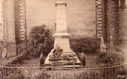 Dept 44,Loire Atlantique,Cpsm Treffieux,Le Monument - Autres Communes