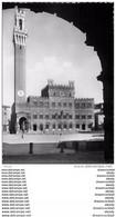 Photo Cpsm Cpm Italia Italie. SIENA. Palazzo Comunale - Unclassified