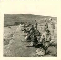 GUERRE D'ALGERIE PHOTO ORIGINALE 9 X 9 CM - Krieg, Militär