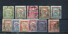 Hongrie 1915 Yt 145-155 - Usado