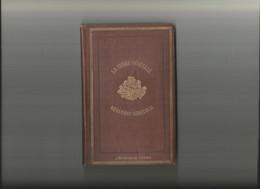 Géologie Agricole-carte Agricole-1875-superbe - 1801-1900