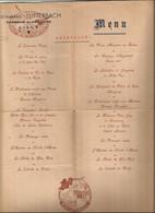 Lille--restaurant Lutterbach-taverne Alsacienne - Lille