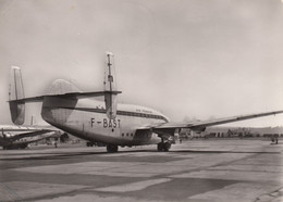 CPA - Bréguet 2 Ponts - Compagnie Air France - Aéroport De Marseille Marignane - 1946-....: Era Moderna