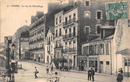 ¤¤  -  NANTES   -  La Rue De L'Hermitage   -   Commerces       -  ¤¤ - Nantes