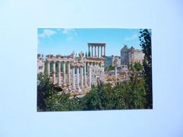 BAALBECK  -  Ruines Du Marché Romain  -  LEBANON  -  LIBAN - Líbano