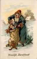 Fantasie - Kerstman - Kerstfeest - Speelgoed - Zak - 1915 - Non Classificati