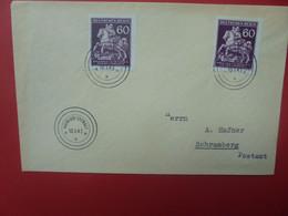 3eme REICH 1943 - Lettres & Documents