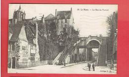 LE MANS 1922 LE TUNNEL CARTE EN TRES BON ETAT - Le Mans