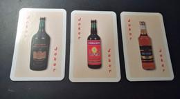 Joker. Carte à Jouer. Jeu De Cartes. Lot De 3 Jokers. Rare - Other