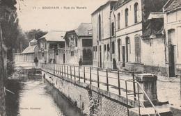 CPA:BOUCHAIN (59) RUE DU MARAIS - Bouchain