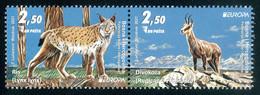Bosnia Herzegowina MNH ** 2021  Europa 2021 - Endangered National Wildlife Set M - 2020