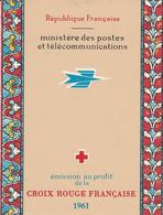 France   .    Y&T    .   C 2010   (2 Scans)    .    **     .   Neuf Avec Gomme Et SANS Charnière - Rode Kruis