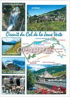 CPM Circuit Du Col De La Joux Verte (alt 1800m) Cascade D'Ardent Avoriaz Lac De Montriond - Morzine
