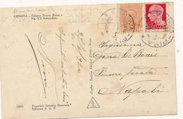 1930 MISTA 0,15 PARMEGGIANI + 0,20 IMPERIALE CARTOLINA FERMO POSTA - Marcofilía