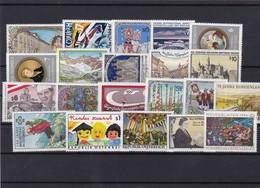 Österreich, Kpl. Jahrgang 1996** (T 5531-41+20280) - Full Years