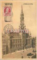 CPA Bruxelles L'Hotel De Ville - Bruselas (Ciudad)