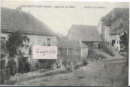 DESERVILLERS Quartier Du Haut - Altri Comuni